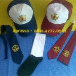 Distributor seragam topi dasi SD SMP SMA