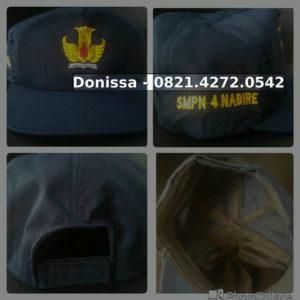 Pusat Distribitor seragam sekolah topi SMP