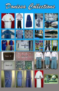 Distributor Seragam Kostum Olahraga Donissa SMP-SMA
