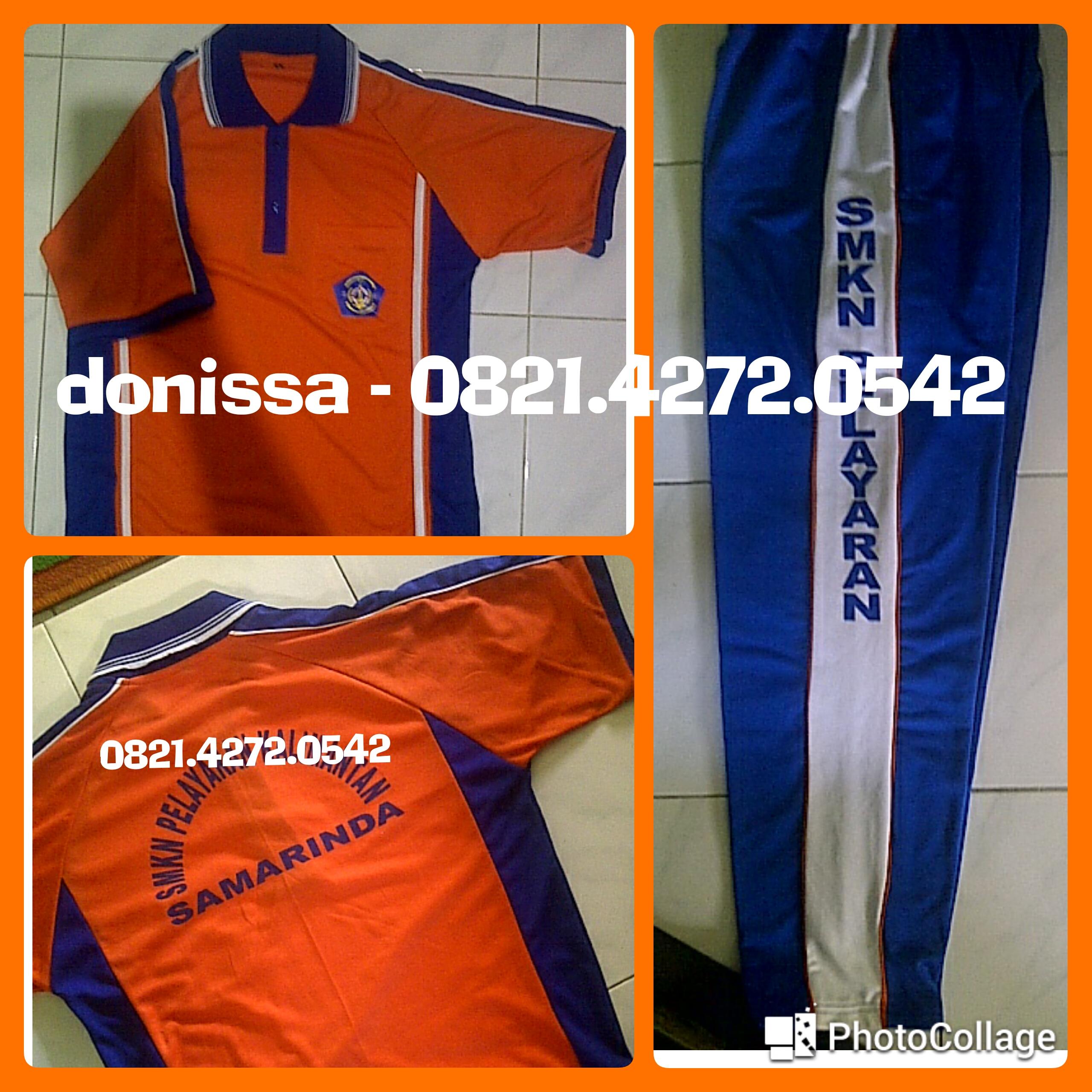 Pembuat Seragam Olahraga SMK untuk TENDER = kirim seluruh Indonesia - 0821.4272.0542