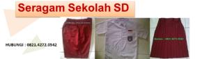 Pengadaan Seragam Sekolah SD